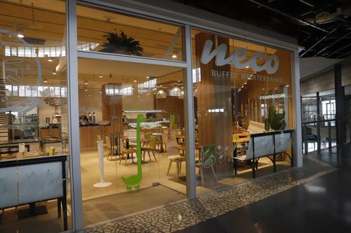 centro comercial el saler restaurantes