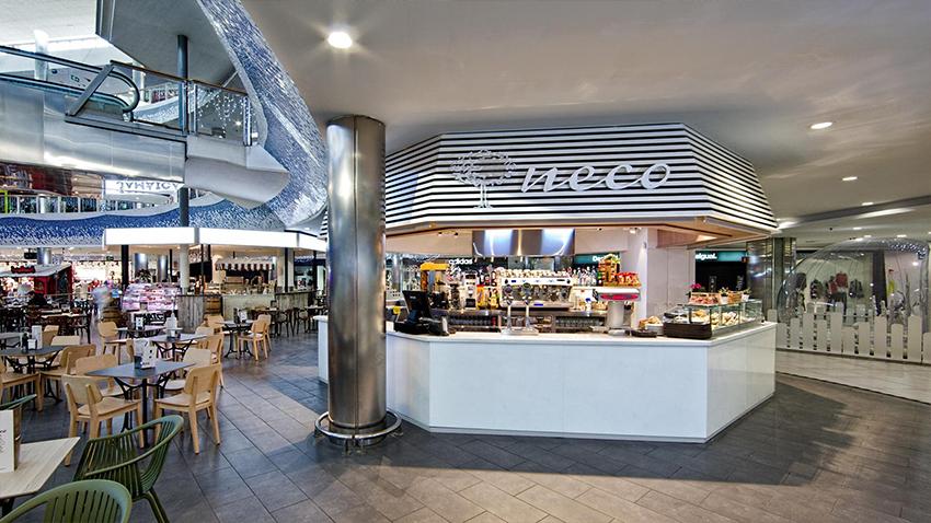 cafeteria centro comercial el saler