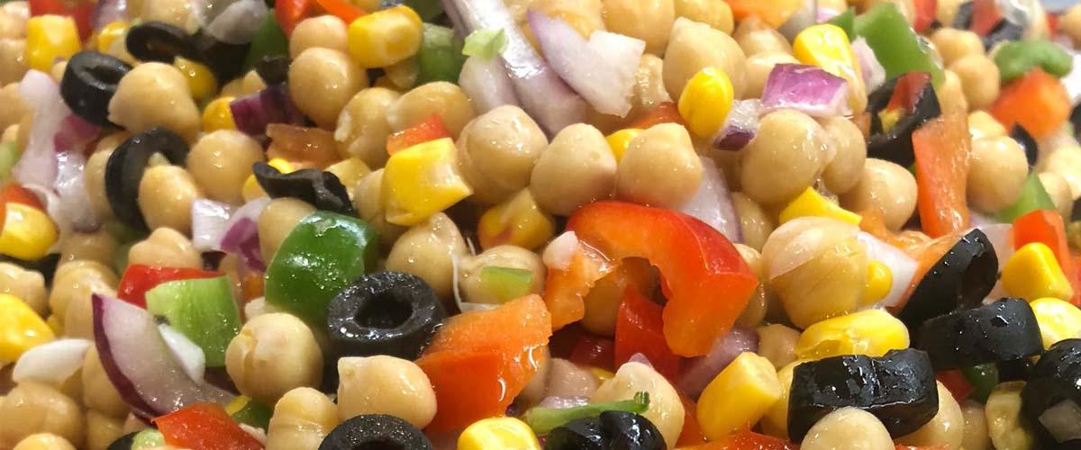 comidas fáciles y sanas
